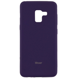 Husa Samsung Galaxy A8 2018 A530 Roar Colorful Jelly Case - Mov Mat