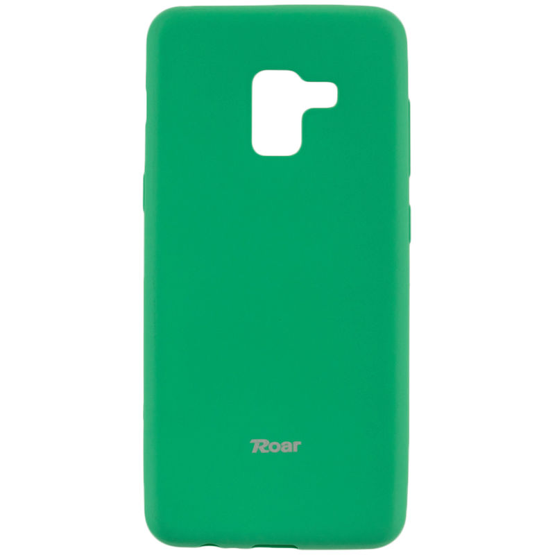 Husa Samsung Galaxy A8 2018 A530 Roar Colorful Jelly Case - Mint Mat
