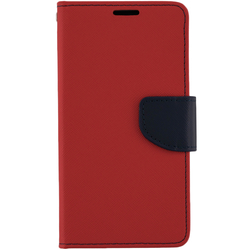 Husa Nokia X6 2018 Flip Rosu MyFancy