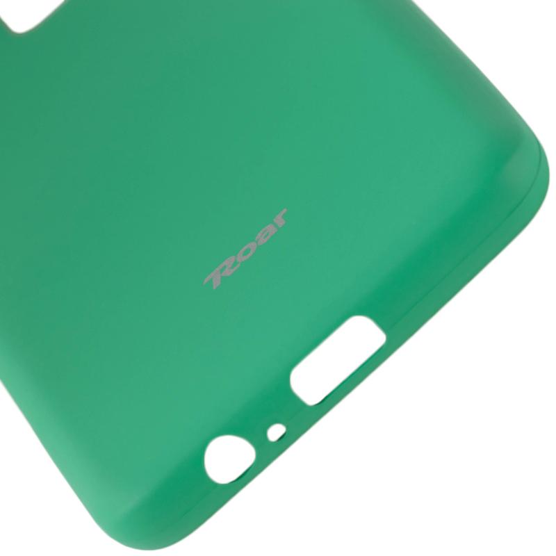 Husa Samsung Galaxy A8 2018 A530 Roar Colorful Jelly Case - Mint Mat