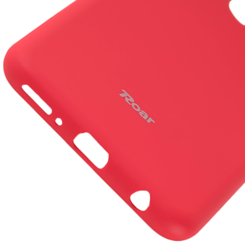 Husa Huawei Y7 Prime 2018 Roar Colorful Jelly Case - Roz Mat