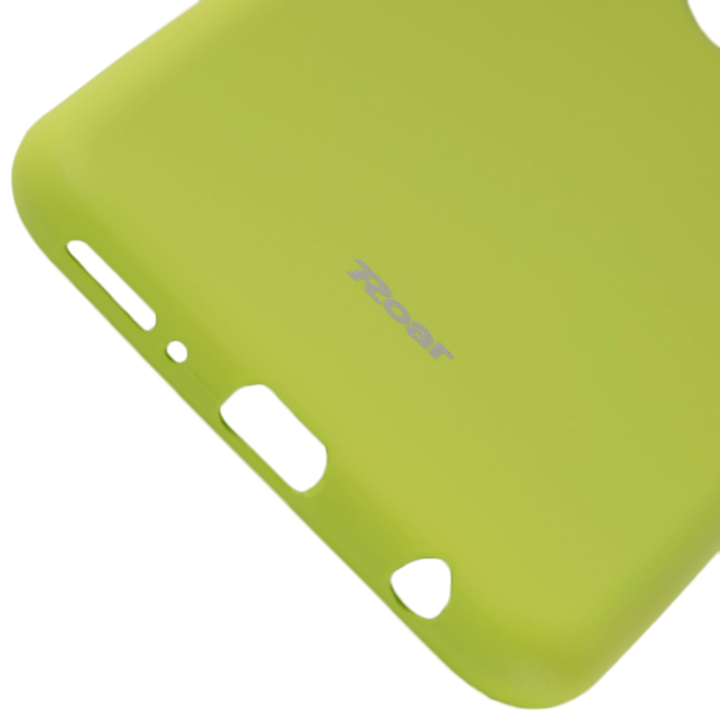 Husa Huawei Y7 Prime 2018 Roar Colorful Jelly Case - Verde Mat