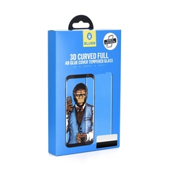 Sticla Securizata 5D Mr. Monkey Full Glue Samsung Galaxy S8 - Negru