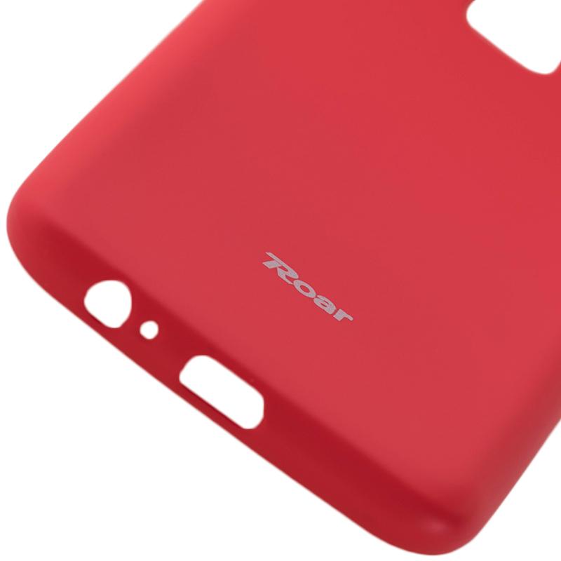 Husa Samsung Galaxy A6 2018 Roar Colorful Jelly Case Roz Mat