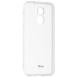Husa Huawei Honor 6A Roar Colorful Jelly Case - Transparent