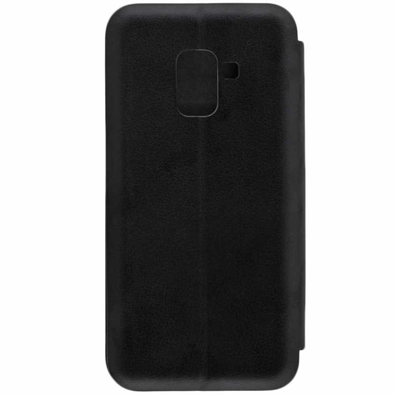 Husa Samsung Galaxy A8 2018 A530 Flip Magnet Book Type - Negru