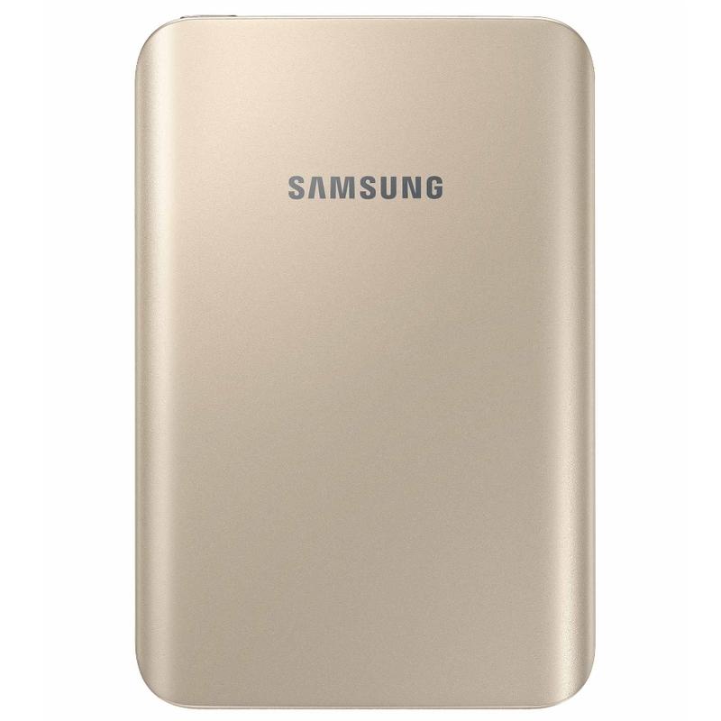 Acumulator extern 3000 mAh Samsung PA300UFEG - Auriu