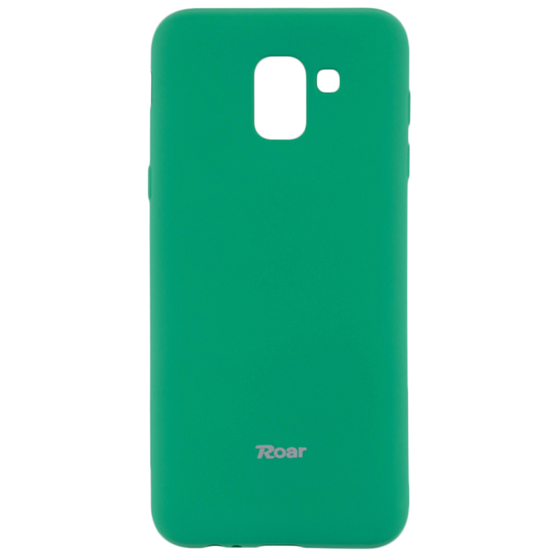 Husa Samsung Galaxy J6 2018 Roar Colorful Jelly Case - Mint Mat