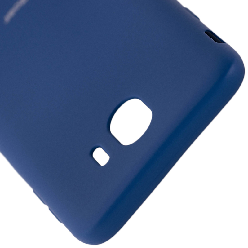 Husa Samsung Galaxy J4 2018 Roar Colorful Jelly Case - Albastru Mat