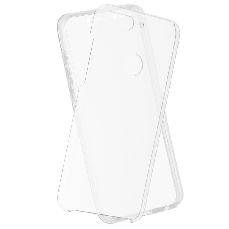 Husa Huawei Y7 Prime 2018 FullCover 360 - Transparent