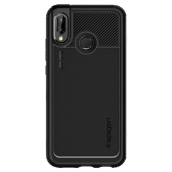 Carcasa Huawei P20 Lite Spigen Marked Armor - Black