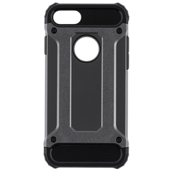 Husa iPhone 8 Forcell Armor - Gri