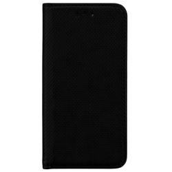Husa Smart Book iPhone 6, 6S Flip Negru