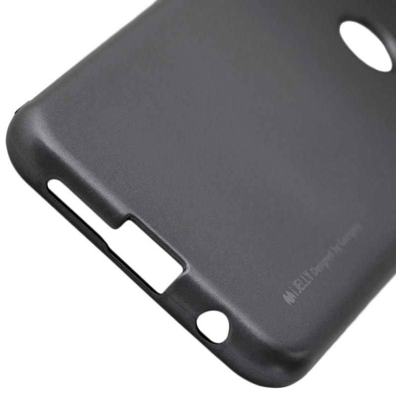 Husa Huawei P20 Lite Mercury i-Jelly TPU - Gri
