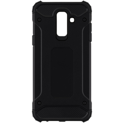 Husa Samsung Galaxy A6 Plus 2018 Forcell Armor - Negru