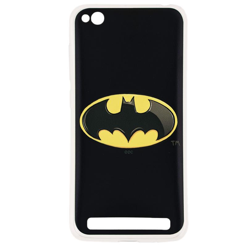 Husa Xiaomi Redmi 5A Cu Licenta DC Comics - Batman
