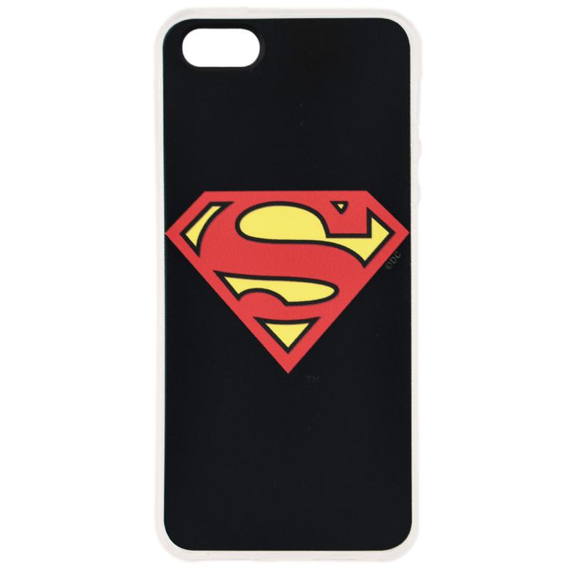 Husa iPhone 5 / 5s / SE Cu Licenta DC Comics - Superman