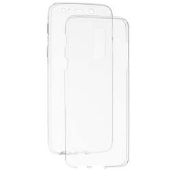Husa Samsung Galaxy A6 Plus 2018 TPU UltraSlim 360 Transparent