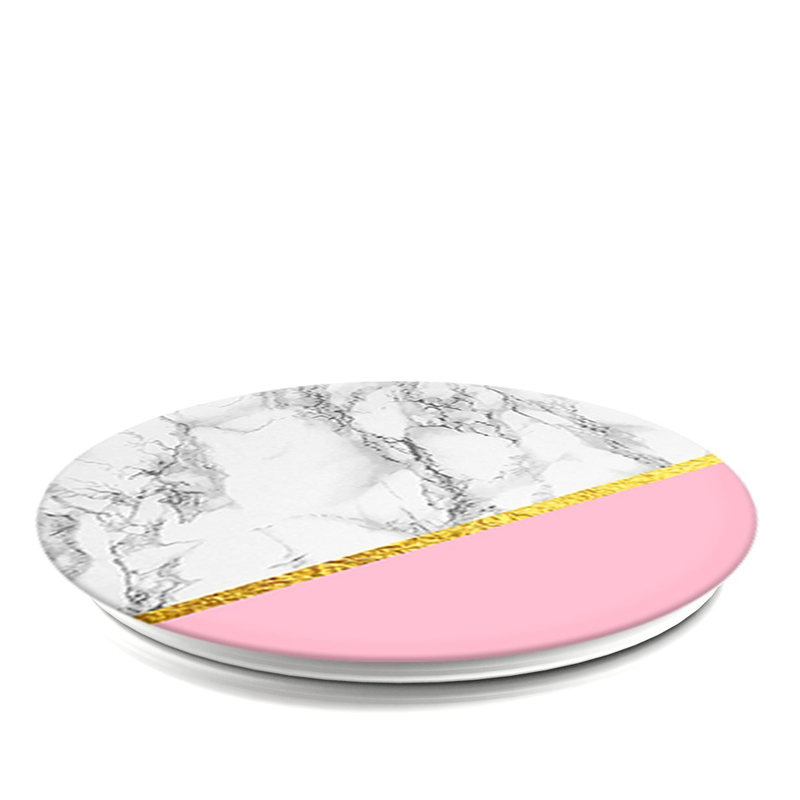 Popsockets Original, Suport Cu Functii Multiple - Marble Chic