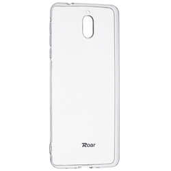 Husa Nokia 3.1 2018 Roar Colorful Jelly Case - Transparent