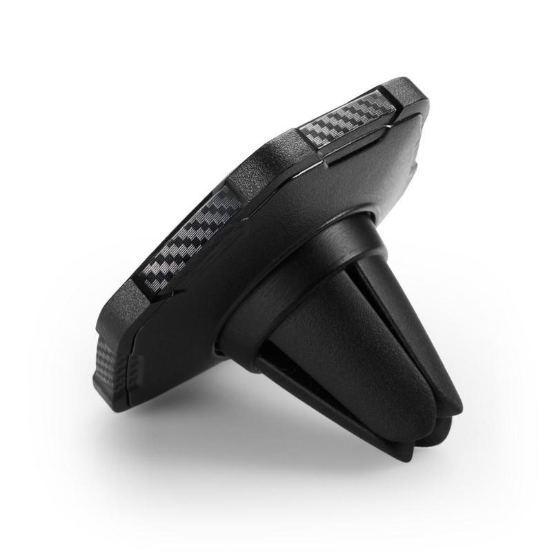 Suport Auto Pentru Grila De Ventilatie Magnetic Spigen Kuel Signature QS11 Pentru Telefon - Negru