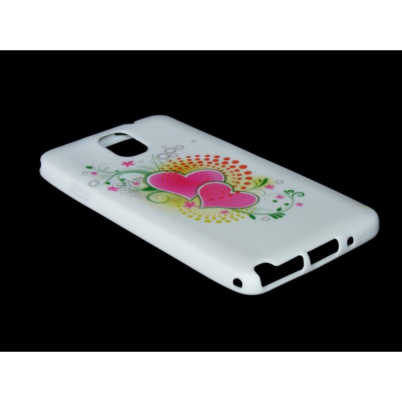 Husa Samsung Galaxy Note 3 N9000 Silicon Gel TPU Model 25