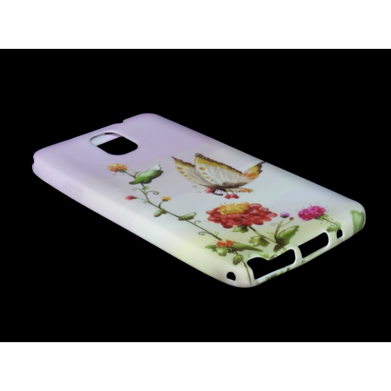 Husa Samsung Galaxy Note 3 N9000 Silicon Gel TPU Model 10