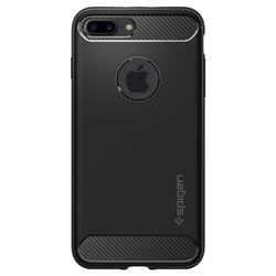 Husa Iphone 7 Plus Spigen Rugged Armor - Black