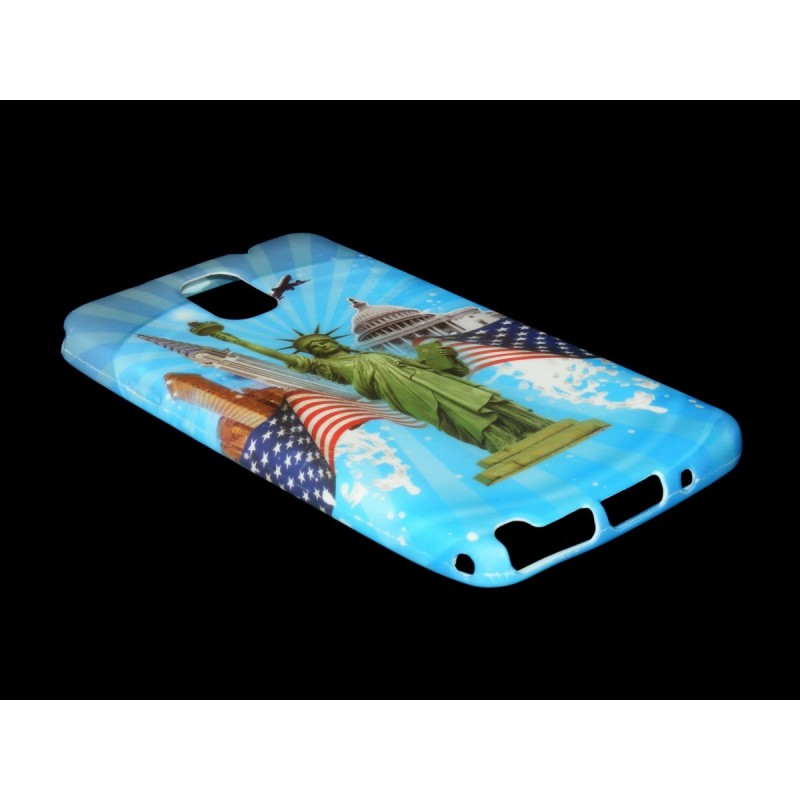 Husa Samsung Galaxy Note 3 N9000 Silicon Gel TPU Model 03