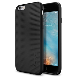 Carcasa iPhone 6, 6S Spigen Liquid Air - Black