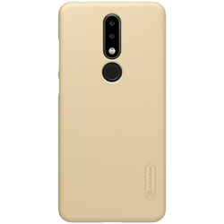Husa Nokia X5 2018 Nillkin Frosted Gold