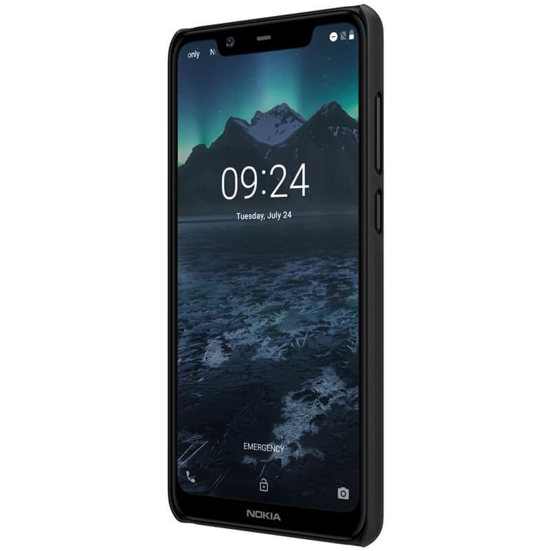 Husa Nokia 5.1 Plus Nillkin Frosted Black