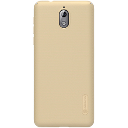 Husa Nokia 3.1 2018 Nillkin Frosted Gold