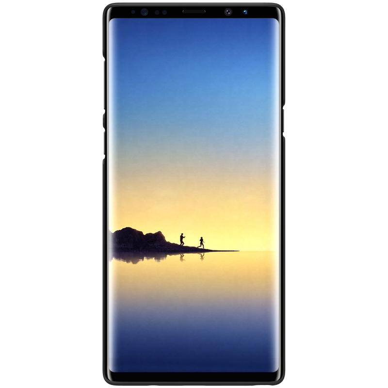 Husa Samsung Galaxy Note 9 Nillkin Frosted Black