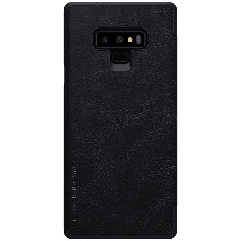 Husa Samsung Galaxy Note 9 Flip Nillkin QIN Negru