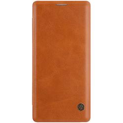 Husa Samsung Galaxy Note 9 Flip Nillkin QIN Maro