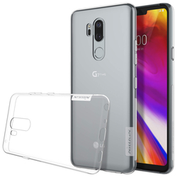 Husa LG G7 ThinQ Nillkin Nature UltraSlim Transparent