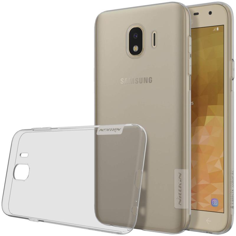 Husa Samsung Galaxy J4 2018 Nillkin Nature UltraSlim Fumuriu