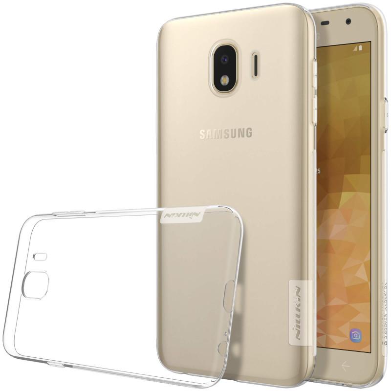 Husa Samsung Galaxy J4 2018 Nillkin Nature UltraSlim Transparent