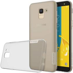Husa Samsung Galaxy J6 2018 Nillkin Nature UltraSlim Fumuriu