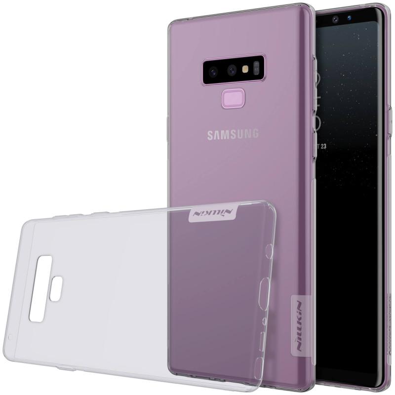 Husa Samsung Galaxy Note 9 Nillkin Nature UltraSlim Fumuriu