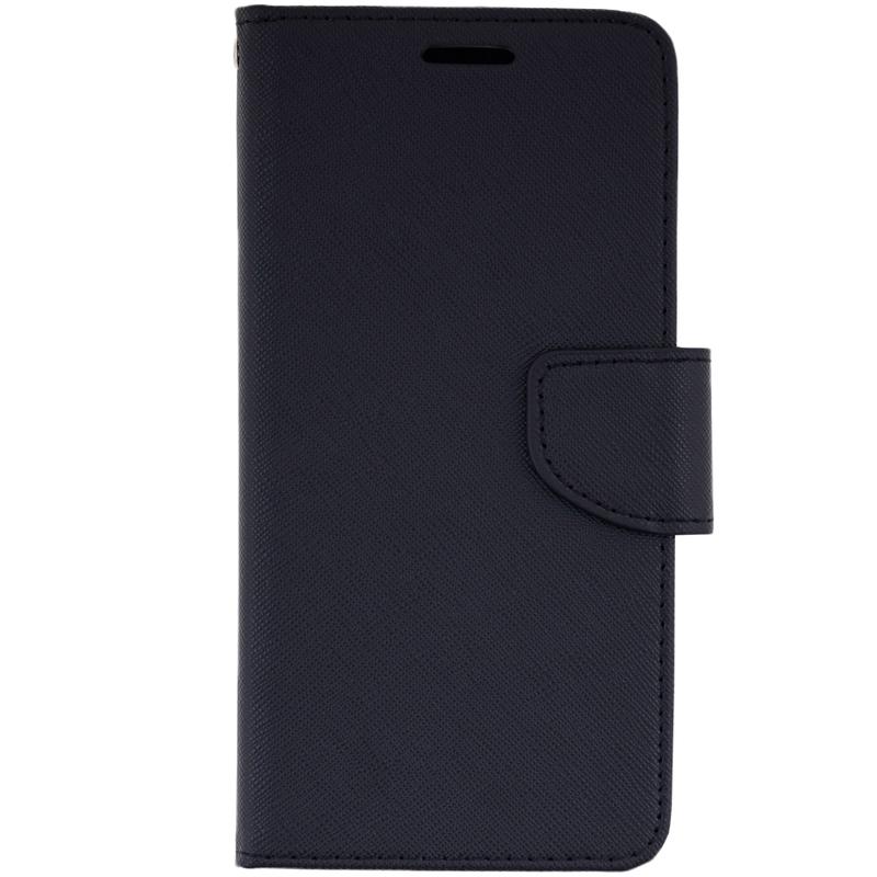 Husa Nokia 5.1 Plus Flip Negru MyFancy