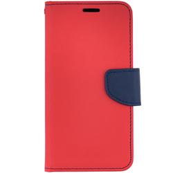 Husa Xiaomi Mi A2 Lite Flip Rosu MyFancy