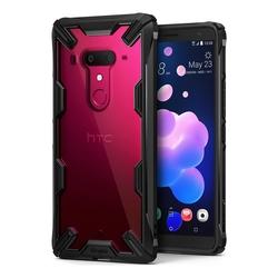 Husa HTC U12+ Ringke Fusion X - Black