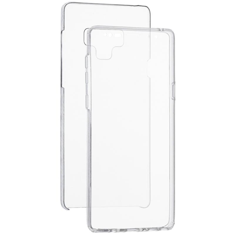 Husa Samsung Galaxy Note 9 TPU UltraSlim 360 Transparent