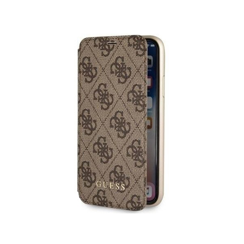 Husa iPhone 7 Guess Book Charms Collection - Maro GUFLBKI8GF4GBR