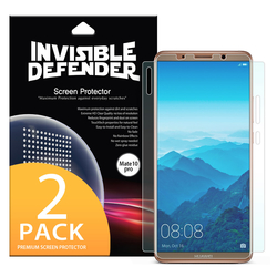 Folie Protectie FullCover Huawei Mate 10 Pro Ringke Defender(Two Pack) - Clear