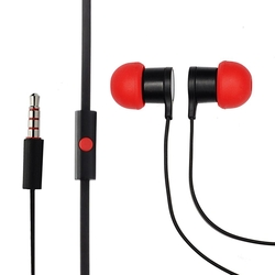 Handsfree HTC 39H00014-00M 3.5 mm Black Bulk