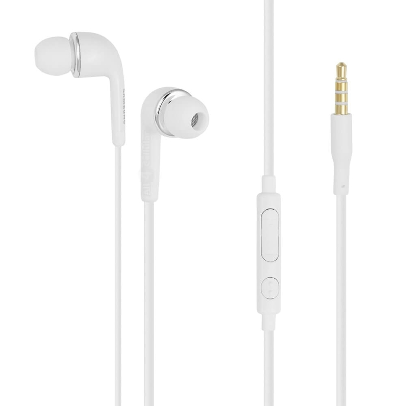 Handsfree Samsung EO-EG900BW 3.5 mm White Bulk