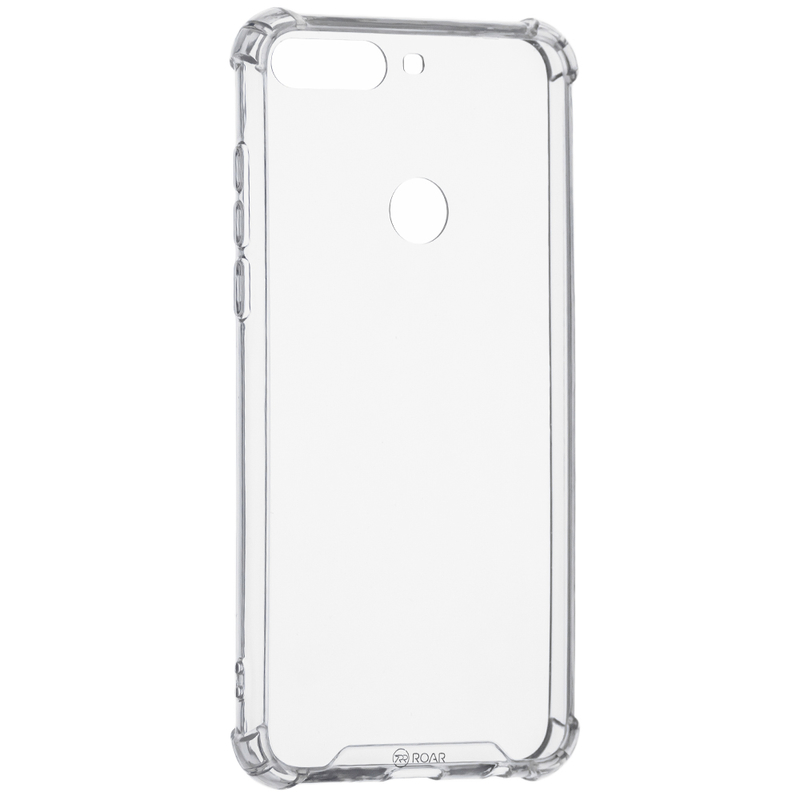 Husa Huawei Y7 Prime 2018 Roar Armor Transparent